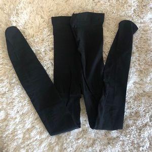 Black tights